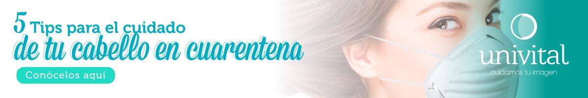 ¿Cómo cuidar de tu cabello durante la cuarentena? Ahora hay más tiempo libre, así que aprovéchalo para cuidar de ti.