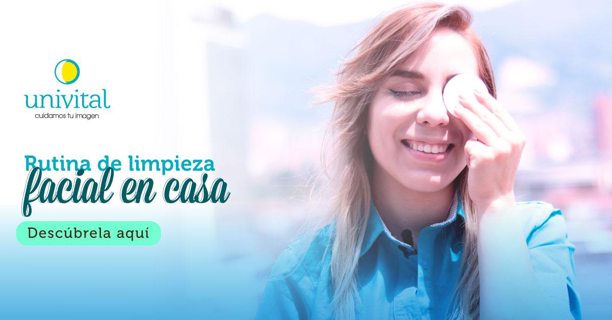 Si quieres recuperar o mantener la salud de tu rostro es importante que seas consciente de la rutina de limpieza facial que debes realizarte a diario.