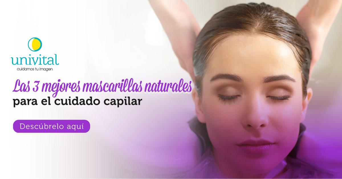 Las 3 mejores mascarillas naturales para el cuidado capilar