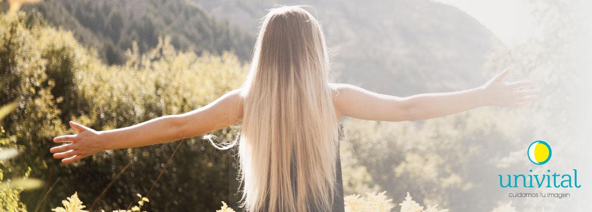 Cuidado del cabello después de un alisado