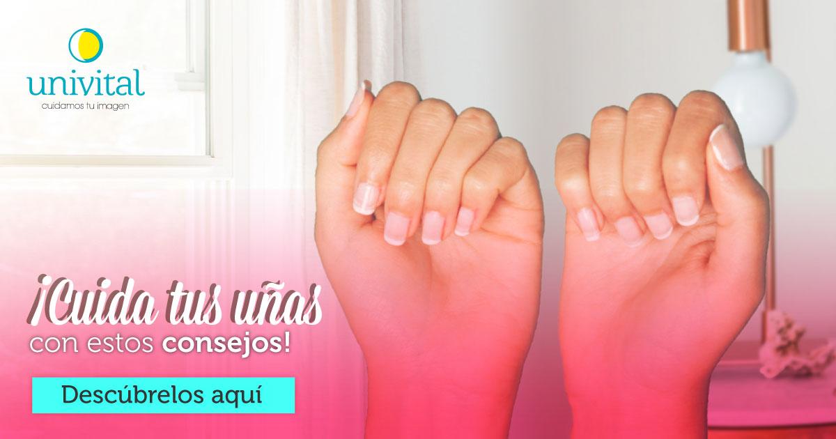 ¿Tienes hongos en las uñas? Sigue nuestros consejos Univital para el cuidado de las uñas
