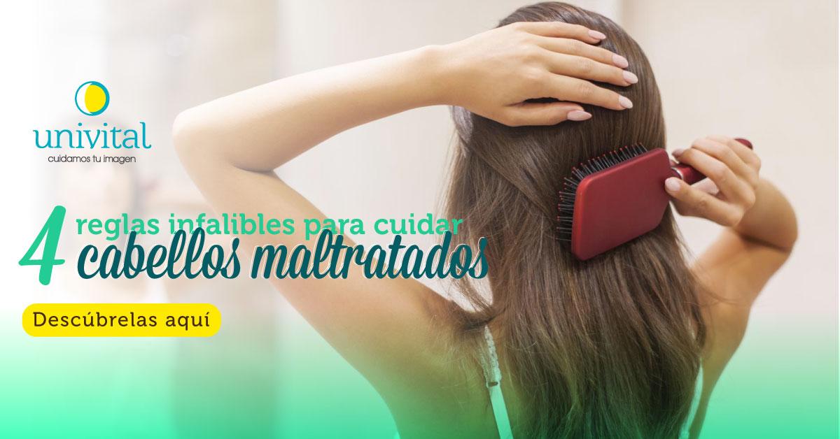 ¿Aún eres de las que creen que el cabello maltratado y dañado se cura solo? Estás muy equivocada. Estas son las reglas para tener un cabello de ensueño.