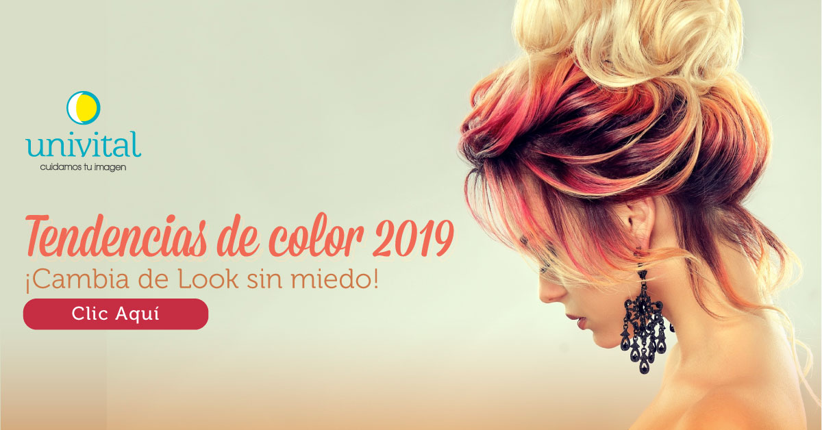 ¡Tendencias de color de este 2019! Cambia de look sin miedo